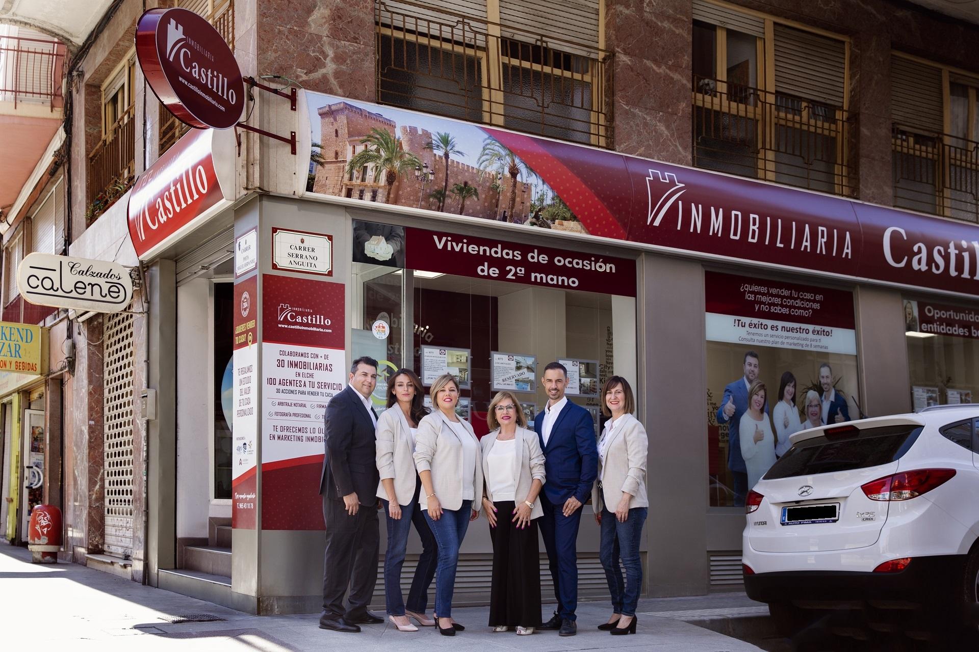 Inmobiliaria Castillo Elche - Venta y alquiler de pisos en Elche